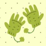 子供の手袋のサイズ