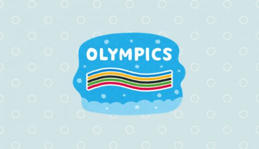 オリンピックの採点競技について思う